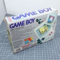 Game Boy Original Boxed Console